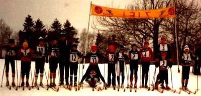 WSVO - Nachwuchs 1980 - 1984